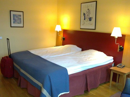Neringa Hotel: Room