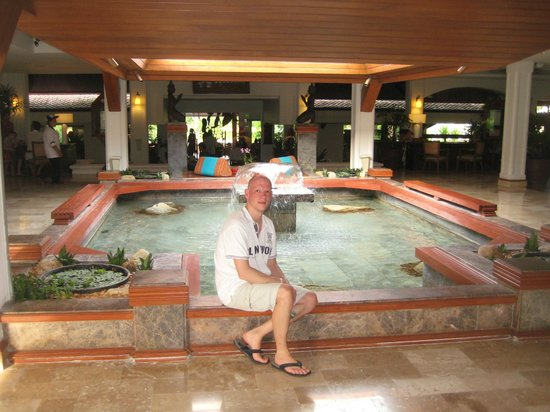 Santiburi Golf, Resort &amp; Spa: Hotel-Lobby