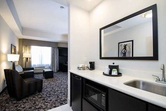 Dupont, Etat de Washington : 2 Queen Studio Suite Wet Bar