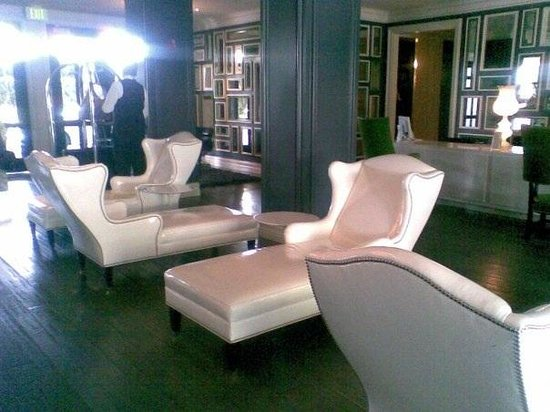Viceroy Santa Monica: Lobby