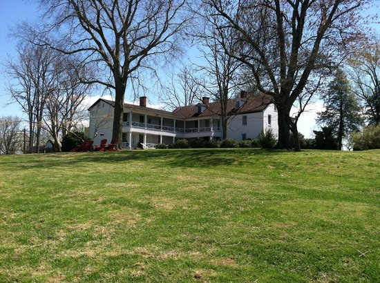 Inn at Meander Plantation: Grounds