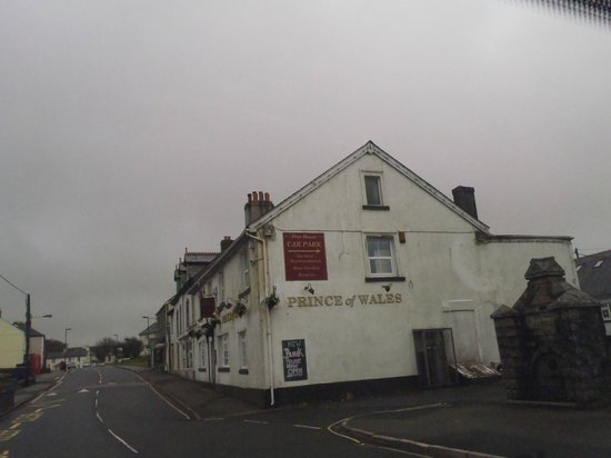 Princetown, UK: Prince of Wales Pub