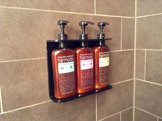 The James Chicago: Intelligent Nutrients products in the bathroom