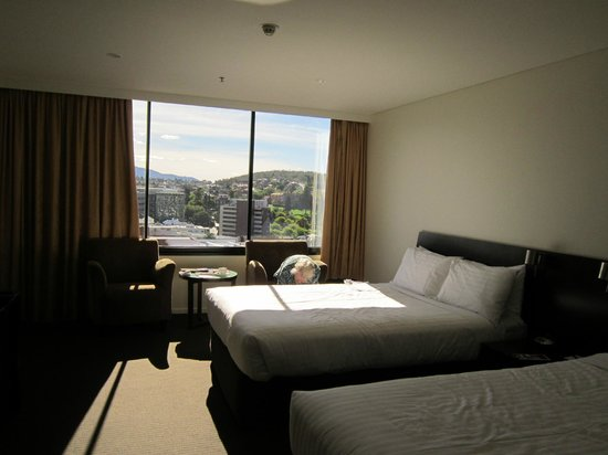 Grand Chancellor Hotel Hobart: Beautiful room