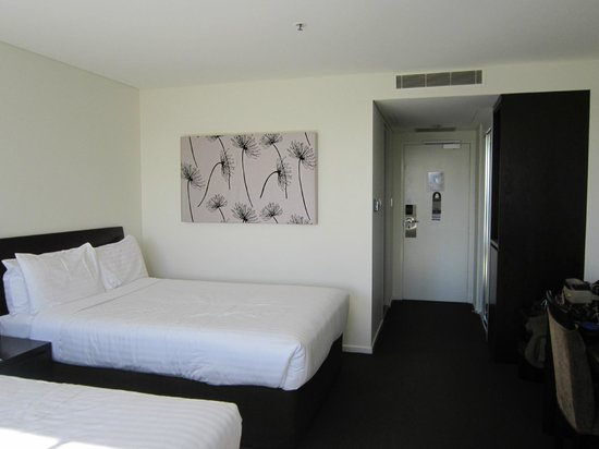 Grand Chancellor Hotel Hobart: stylish