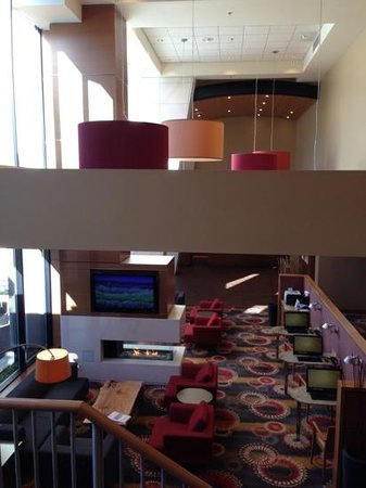Residence Inn by Marriott Vancouver Downtown: main lobby