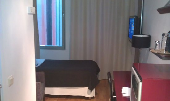 Rica Hotel Kungsgatan: Single Room
