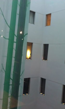 Rica Hotel Kungsgatan: View from Single Room