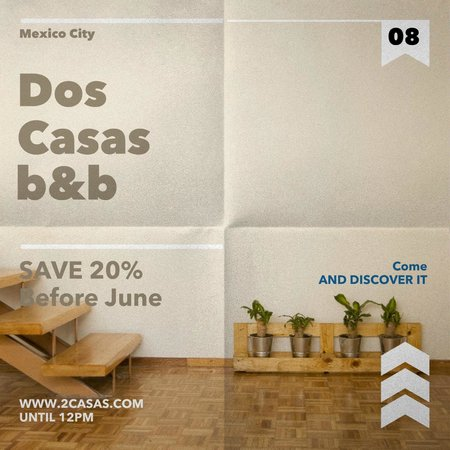 Dos Casas Bed and Breakfast 