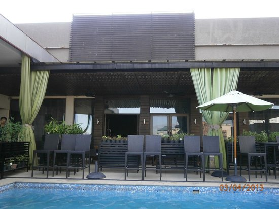 Function Rooms Across The Pool Picture Of The Cocoon Boutique Hotel Quezon City Tripadvisor