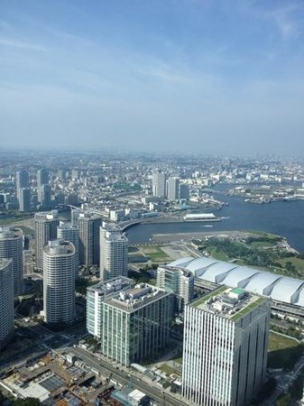 Yokohama Royal Park Hotel: 
