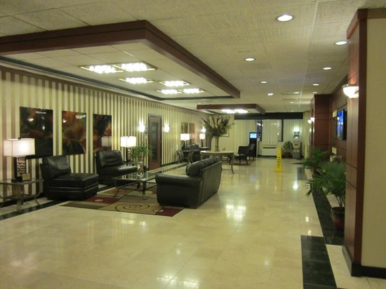 BEST WESTERN PLUS Milwaukee Airport Hotel &amp; Conference Ctr.: Hotel lobby