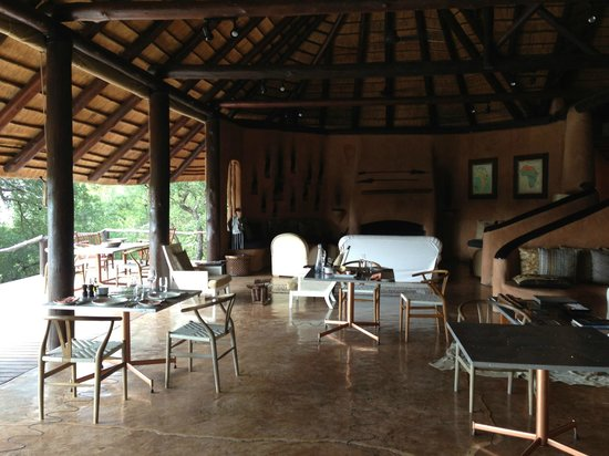 Garonga Safari Camp: Bereich