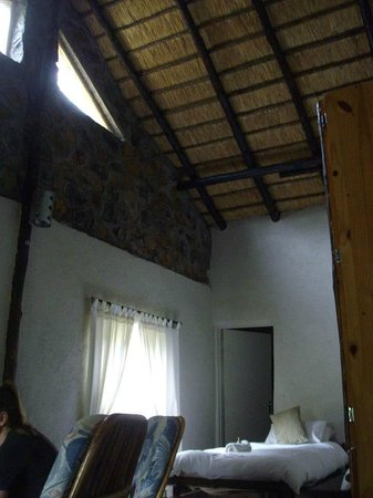 Semonkong, Lesotho: Our high ceilings