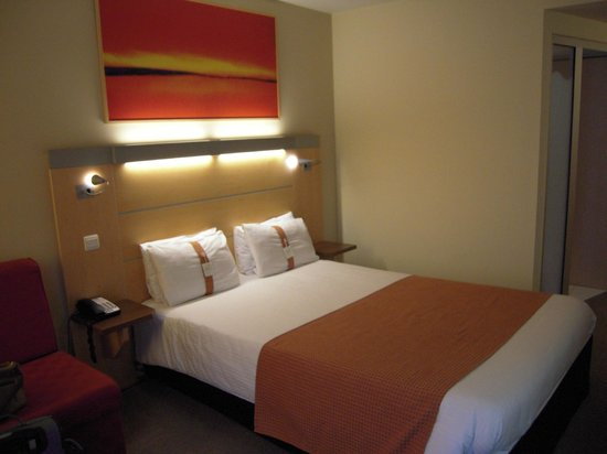 Holiday Inn Express Gent: Het Bed
