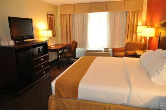 Holiday Inn Express White House: King Room