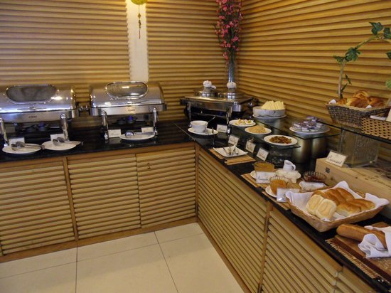 Northern Hotel: Frhstcksbuffet