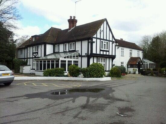 Eastcote, UK: Tudor lodge