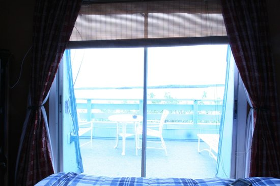 Key Largo House Boatel: from inside the room