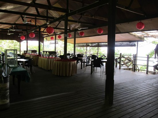 Permai Rainforest Resort: Cafe