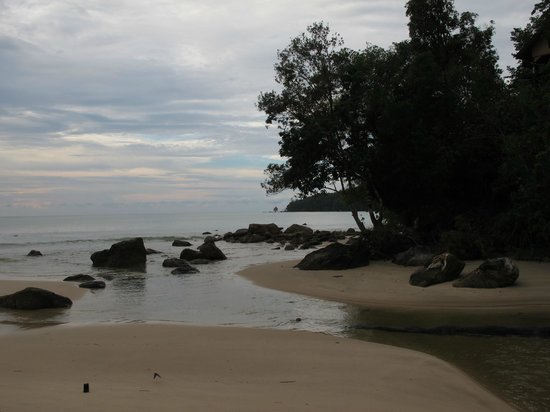 Permai Rainforest Resort: Beach