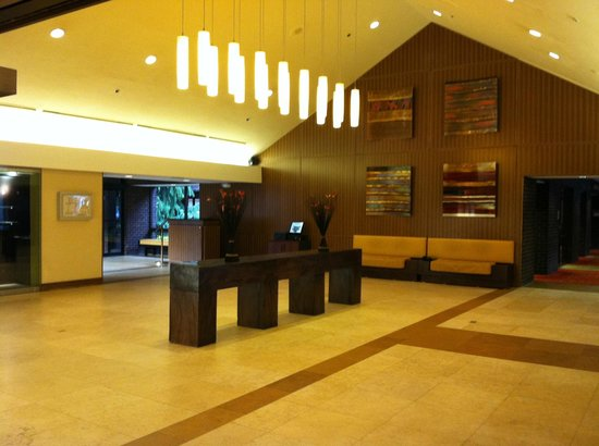 Hunt Valley Inn: Lobby
