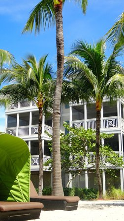 Hyatt Beach House Resort: Rooms