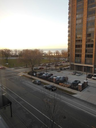 Comfort Inn & Suites: View of Lake Michigan
