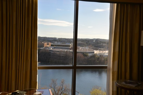 Four Seasons Hotel Austin: Great view from the room