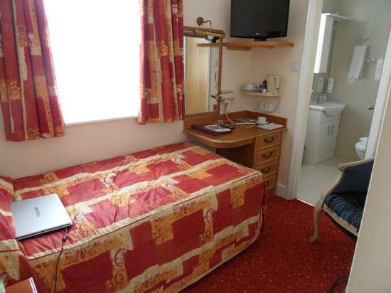 BEST WESTERN Chiswick Palace & Suites: Room 10