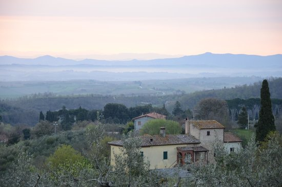 Fattoria San Martino: am Morgen 2