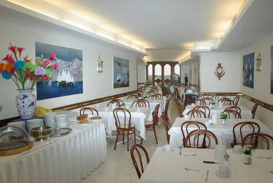 Hotel il Faro: Sala colazione &amp; dinner