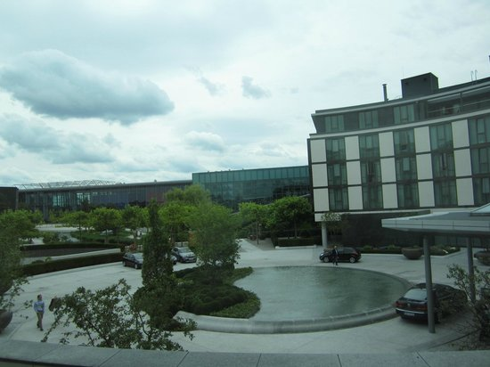 The Ritz-Carlton, Wolfsburg: view from the room