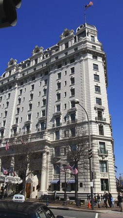 Willard InterContinental Washington: The Willard