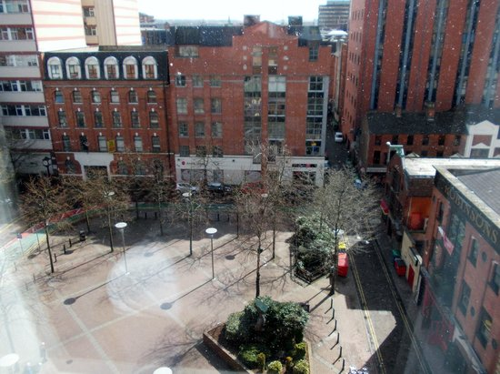 Travelodge Belfast City: View from room 610