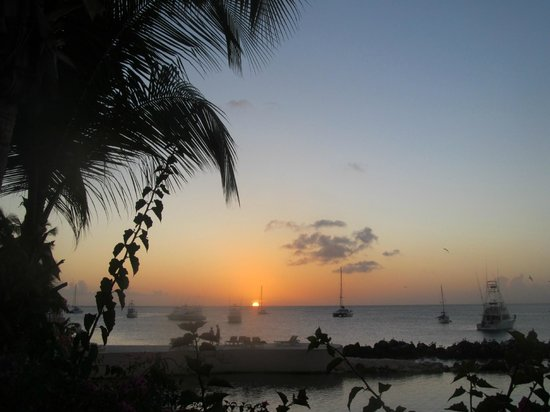 Coco Reef Tobago: Spectacular view.