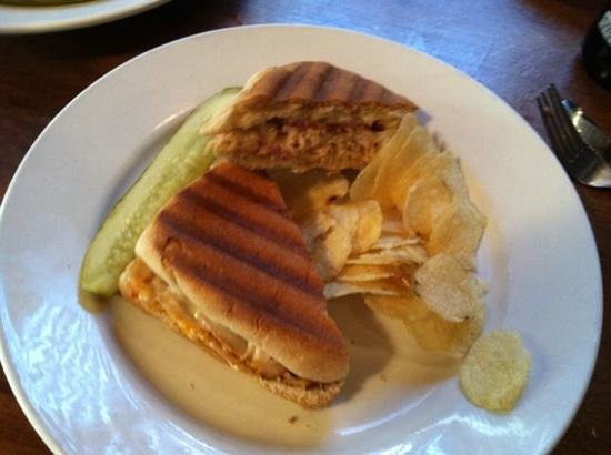 Sharpsburg, MD: Burnside Panini