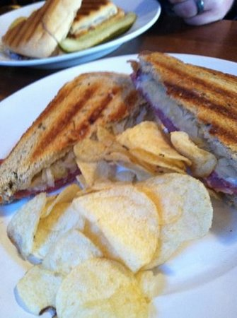Sharpsburg, MD: Antietam Reuben