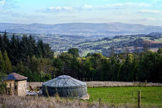 Kite Hill Yurts