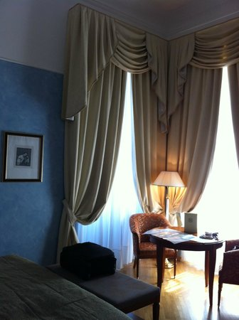 Oleggio Castello, Italien: Junior suite