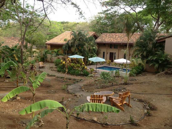 Tamarindo Yam: Hotel &amp; grounds