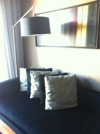 Fierro Hotel Buenos Aires : Sofa 