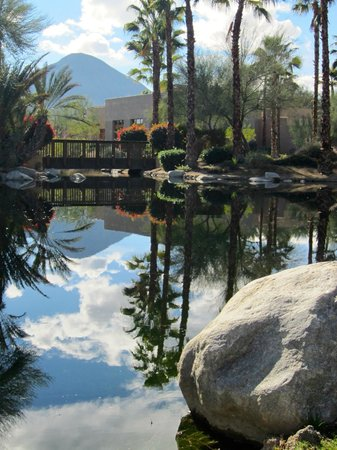Hyatt Regency Indian Wells Resort & Spa: near one of the pools