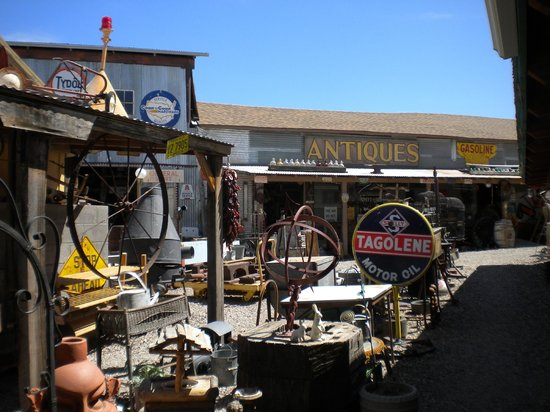 Cottonwood, AZ: a paradise for collectors