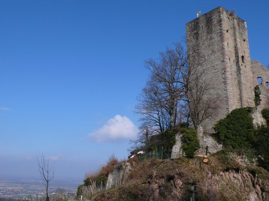 Buhl, Germany: Burg Windeck