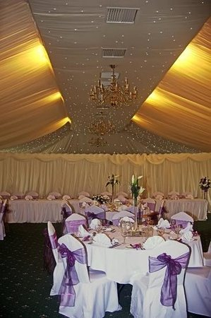 Lympsham, UK: function room