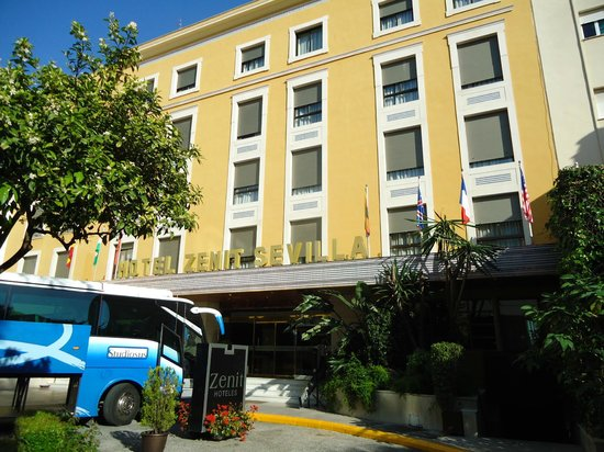 Hotel Zenit Sevilla: hotel