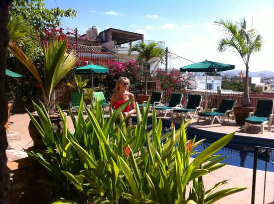 Old Mazatlan Inn: Bit of heaven - private and peaceful