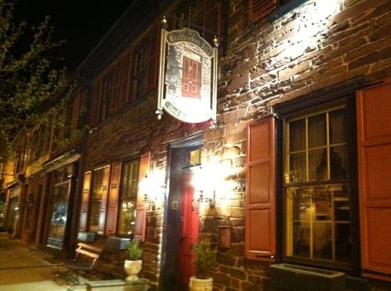 Brafferton Inn: brafferton at night