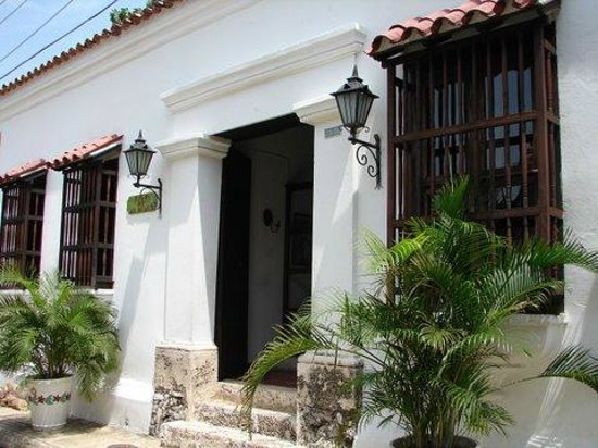 Photo of Hotel Casa de las Palmas Cartagena